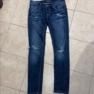Vigoss dark wash jeans